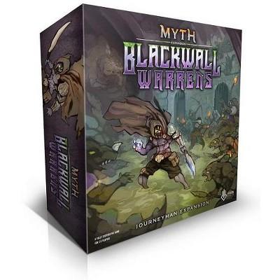 Blackwall Warrens Board Game