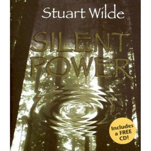 Silent Power/Hard W/CD - by  Stuart Wilde (Mixed media product) - image 1 of 1