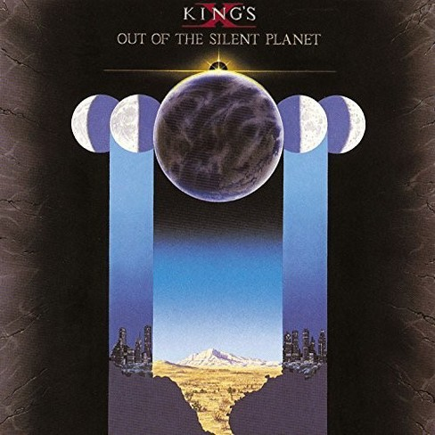 King's X - Out Of The Silent Planet (Vinyl) - image 1 of 1