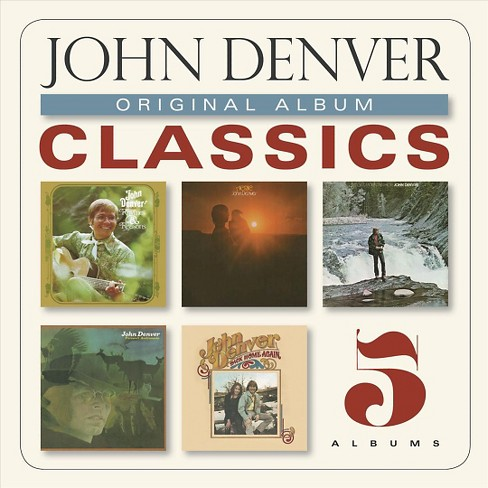 John denver - Original album classics (CD) - image 1 of 2