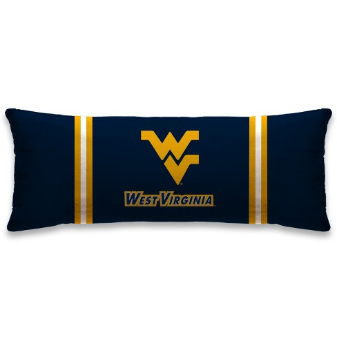 NCAA West Virginia Mountaineers Plush Body Pillow - image 1 of 1