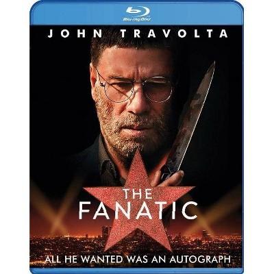 The Fanatic (Blu-ray)