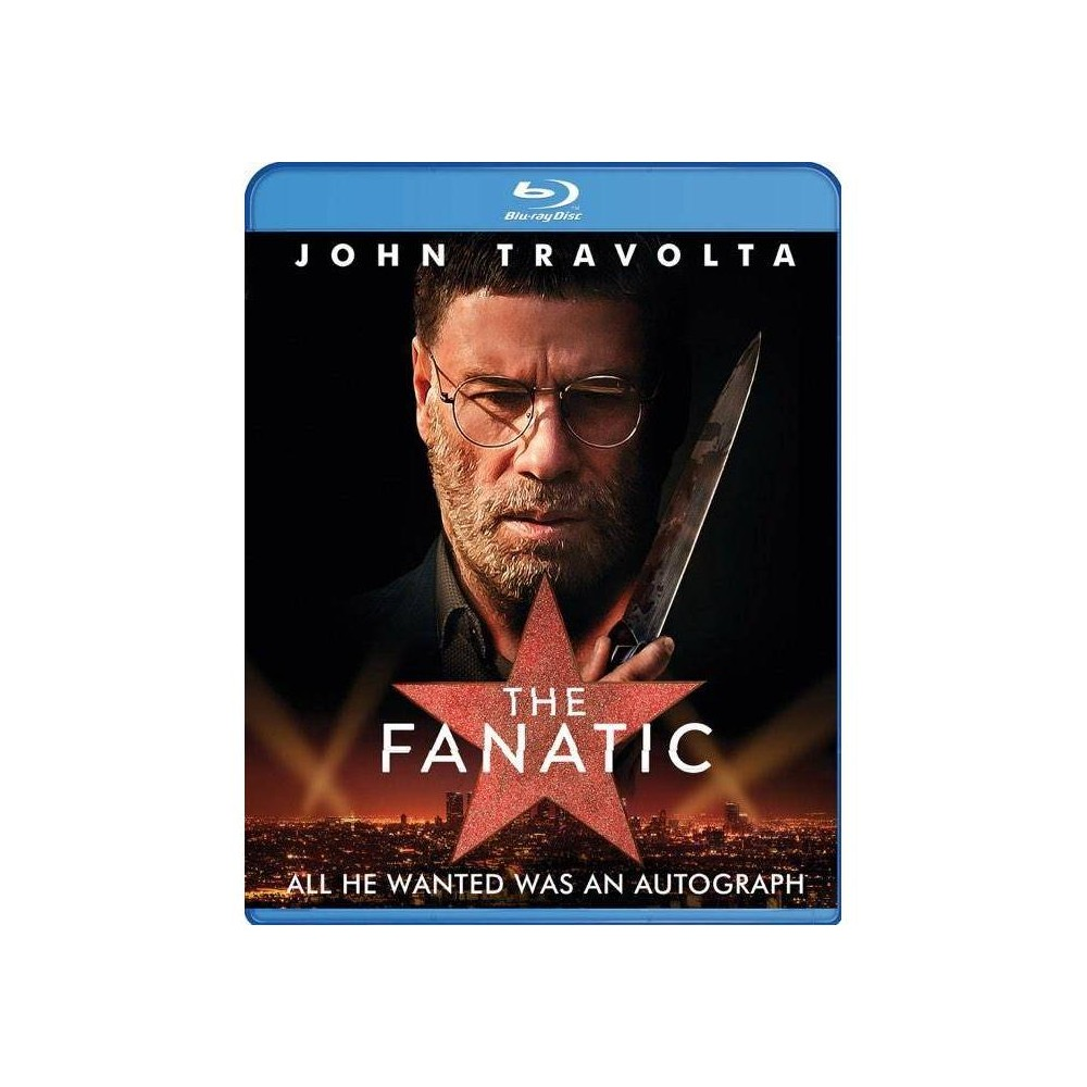 The Fanatic (Blu-ray) Movies