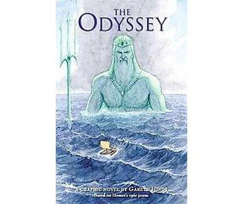 Odyssey (School And Library) (Gareth Hinds) - image 1 of 1