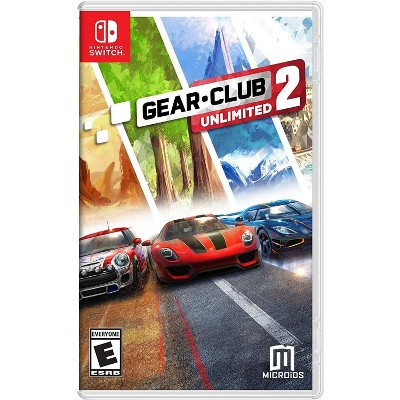 Gear Club Unlimited 2 (NSW) - Nintendo Switch