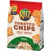 Wheat Thins Toasted Chips - Garden Valley Veggie - 8.1oz - image 3 of 3