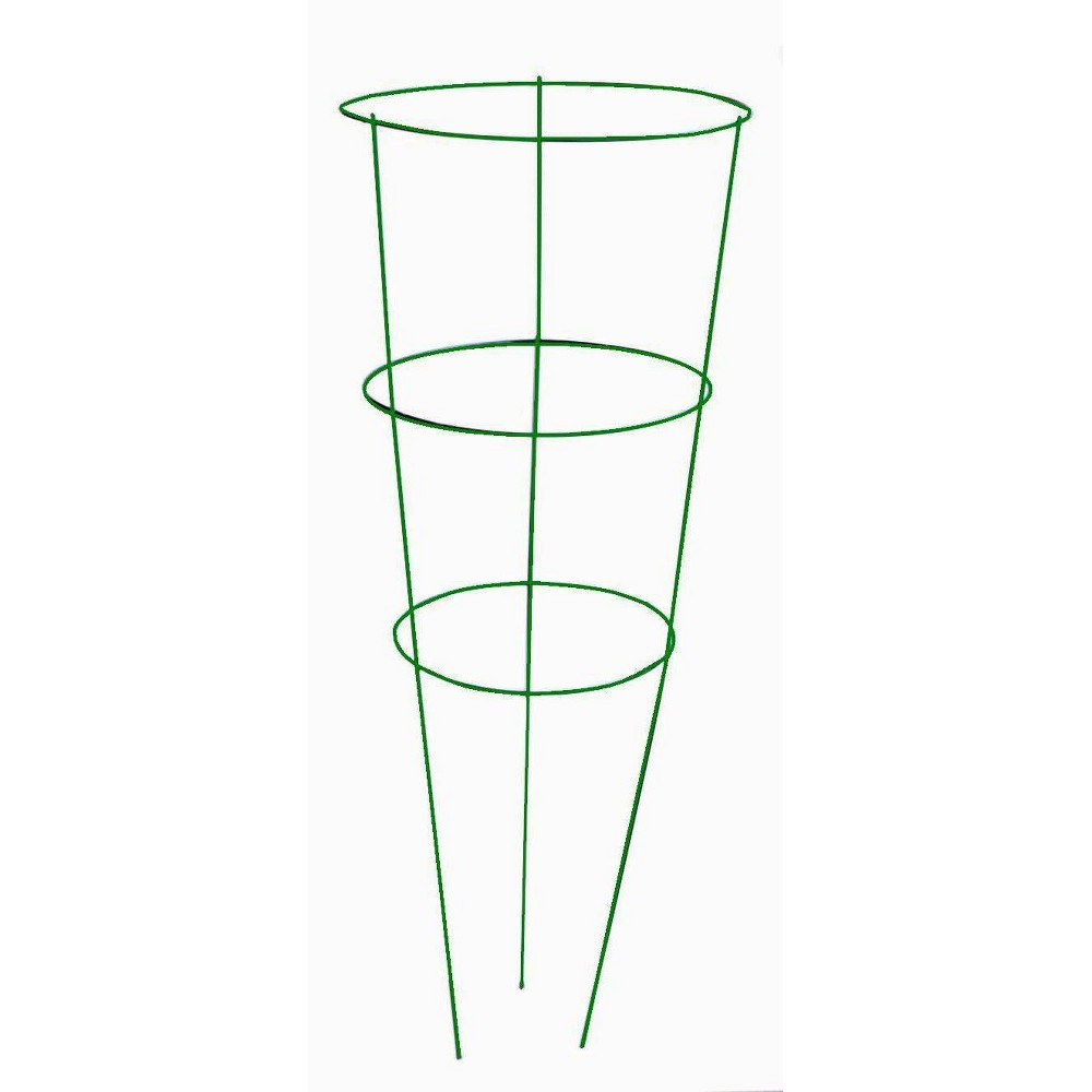 "Image of ""14""""x42"""" Metal Heavy Duty Plant 5pk - Green - Glamos Wire"""