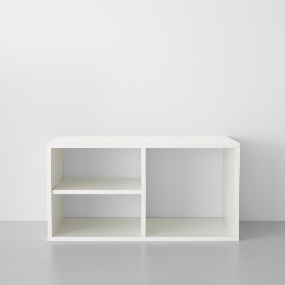 Image of 3 Shelf Closet System White - Made By Design