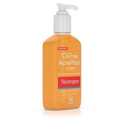 neutrogena orange face wash