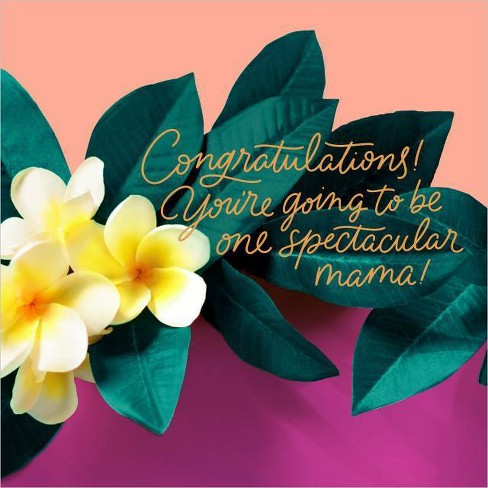 Mom To Be Greeting Card - image 1 of 4