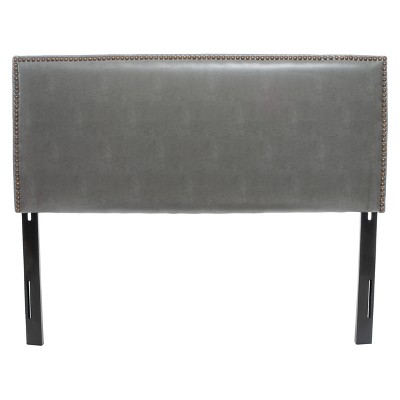 Hilton Bonded Leather Headboard - Christopher Knight Home