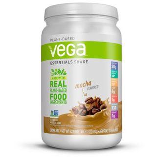 Vega Essentials Vegan Shake Mix - Mocha - 22oz