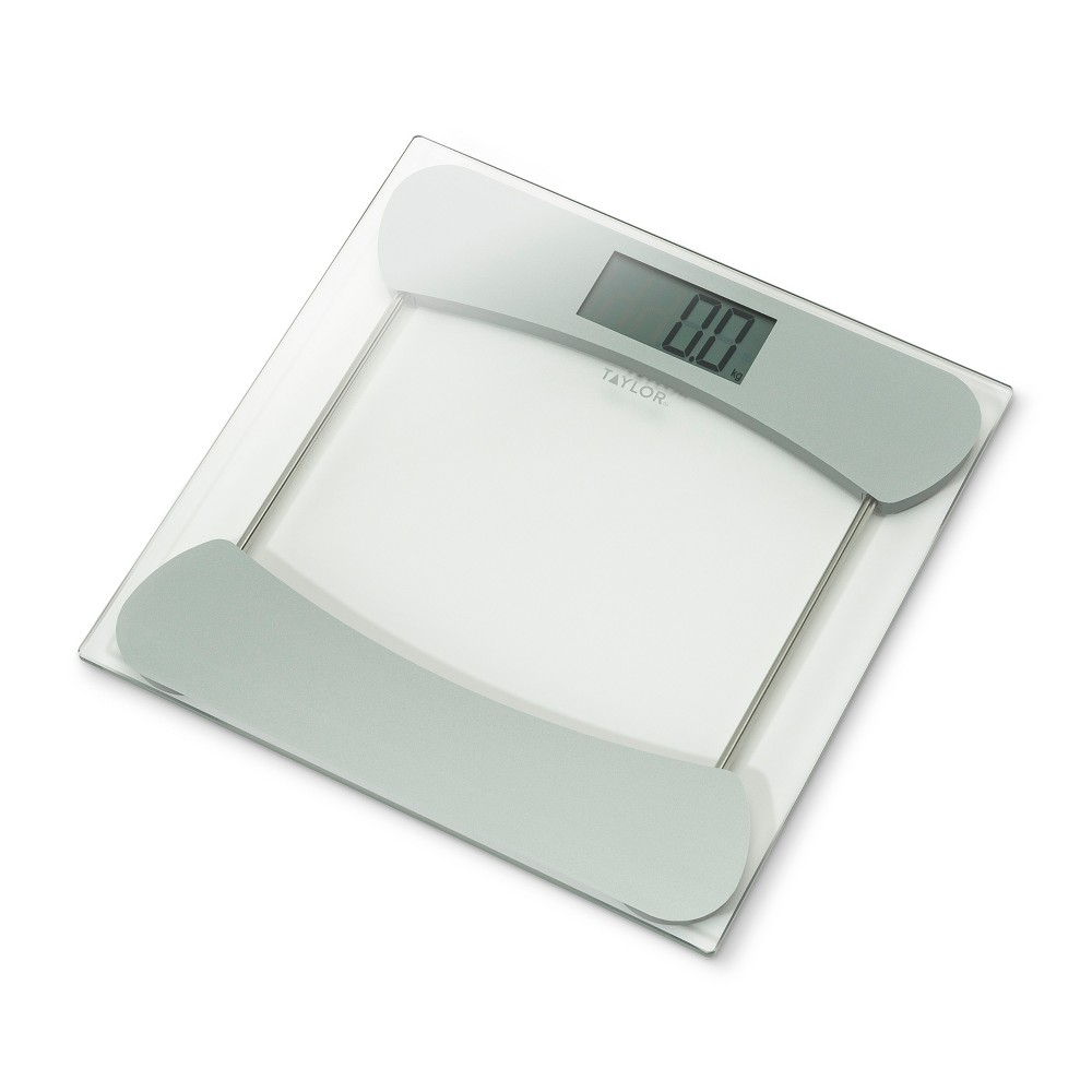 Glass Digital Scale - Taylor, Clear