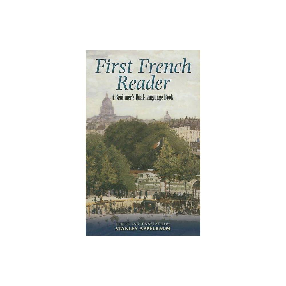 First French Reader Dover Books On Language By Stanley Appelbaum Paperback