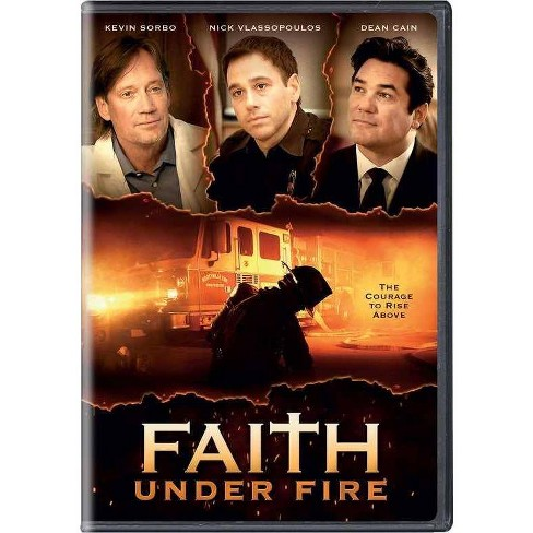 Faith Under Fire (DVD)(2020) - image 1 of 1