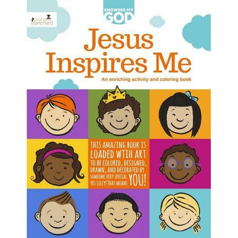 Jesus Inspires Me - (Knowing My God) by  Callie Grant (Paperback) - image 1 of 1