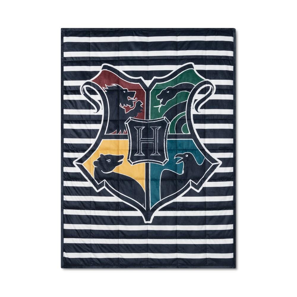 Image of Harry Potter Hogwarts Weighted Blanket