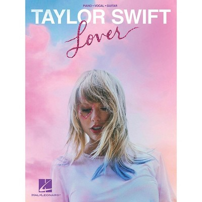 Hal Leonard Taylor Swift - Lover Piano/Vocal/Guitar Songbook