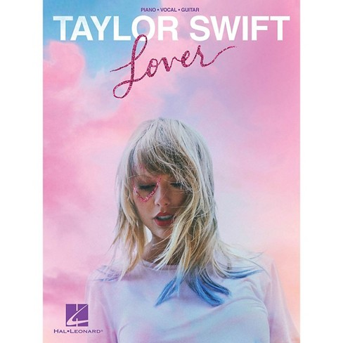 Hal Leonard Taylor Swift - Lover Piano/Vocal/Guitar Songbook - image 1 of 1