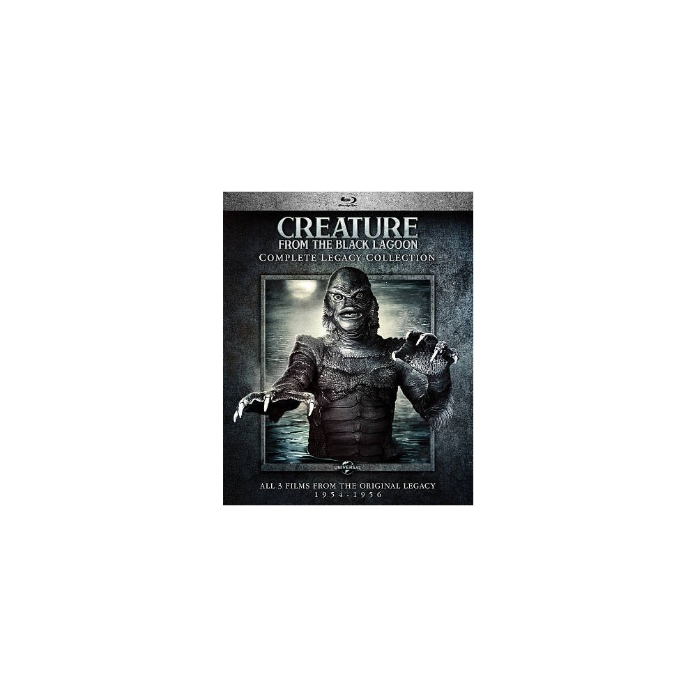 Creature From The Black Lagoon:Comple (Blu-ray)