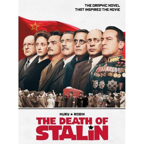 The Death of Stalin - by  Fabien Nury (Paperback) - image 1 of 1