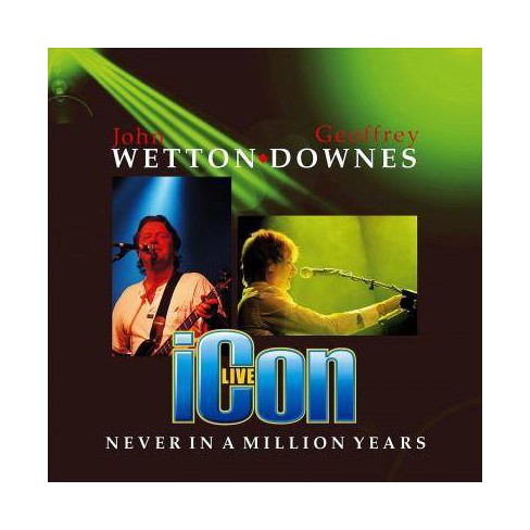 Icon - Never In A Million Years (CD) - image 1 of 1