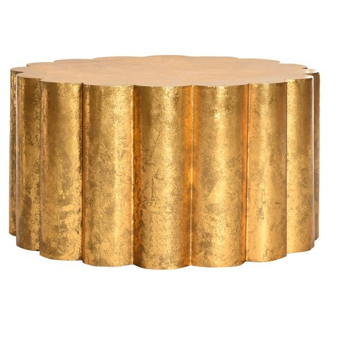 Diggory Coffee Table Gold - Safavieh - image 1 of 4
