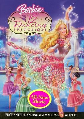 Barbie in The 12 Dancing Princesses (DVD)
