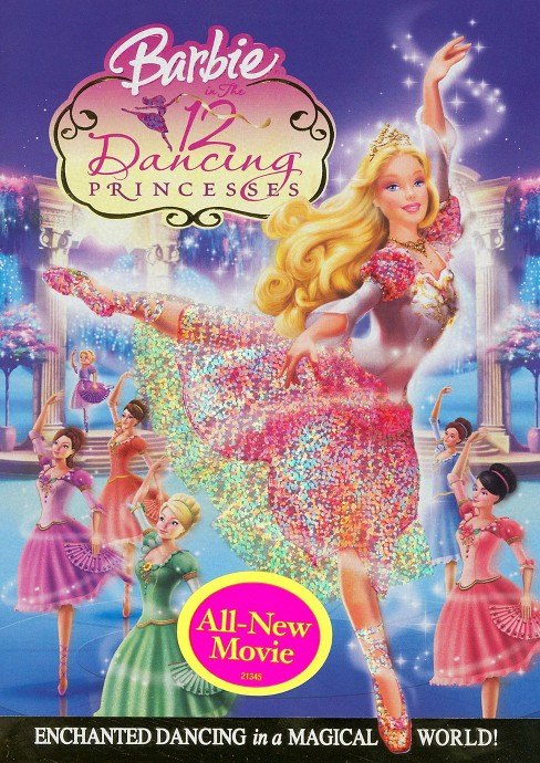 Barbie in The 12 Dancing Princesses - image 1 of 1