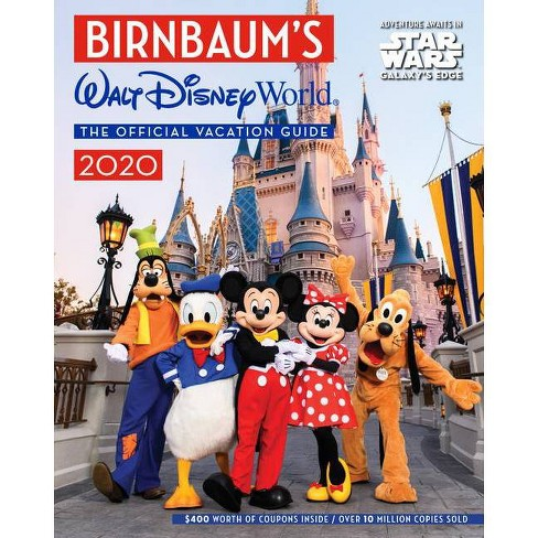Birnbaum's 2020 Walt Disney World - (Birnbaum Guides) (Paperback) - image 1 of 1