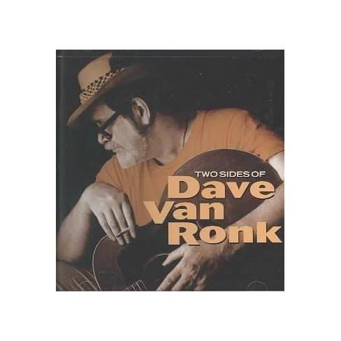 Dave  Dave; Van Ronk Van Ronk - Two Sides of Dave Van Ronk (CD) - image 1 of 1