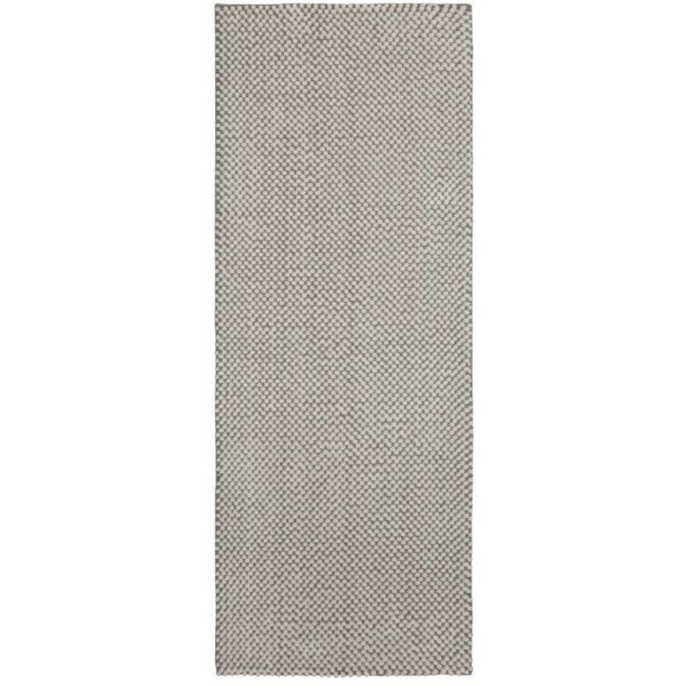 24x40 Low Chenille Accent Memory Foam Bath Rugs & Mats Classic Gray - Threshold