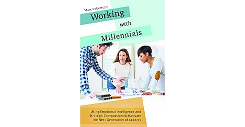 Working With Millennials (Hardcover) - image 1 of 1