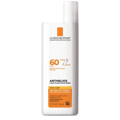 La Roche Posay Anthelios Ultra-Light Face Oxybenzone Free Sunscreen - SPF 60 - 1.7oz