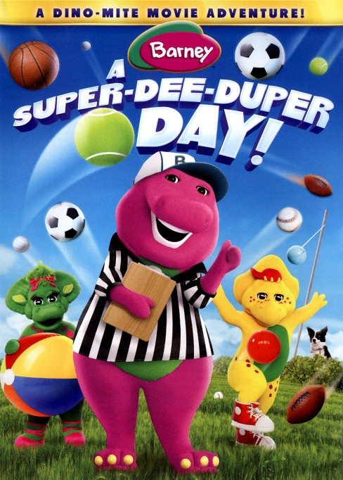 Barney: A Super-Dee-Duper Day! - image 1 of 1