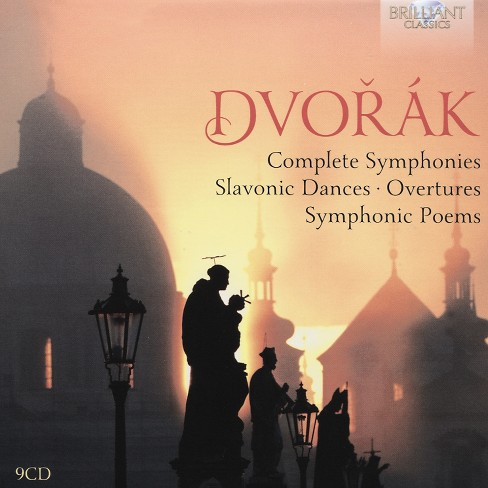 Staatskapelle berlin - Dvorak:Complete syms/Slovanic dances (CD) - image 1 of 1