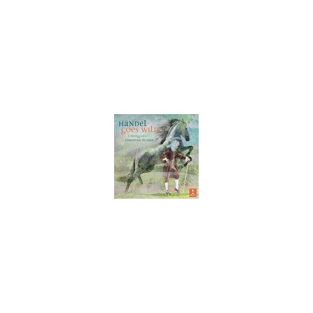 Christina Pluhar - Handel Goes Wild (CD)