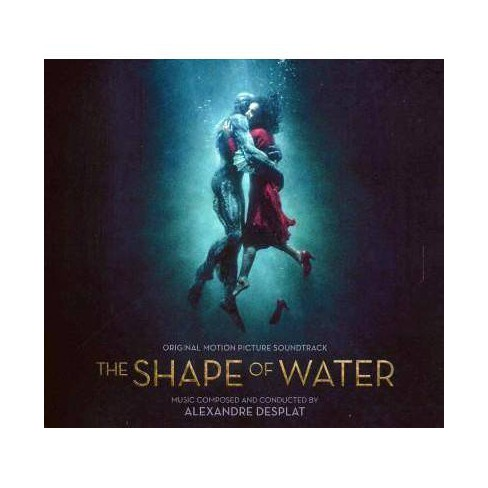 Alexandre Desplat - Shape Of Water (Osc) (CD) - image 1 of 1