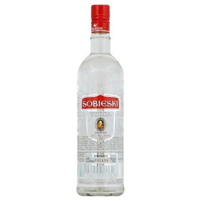 Sobieski Vodka - 750ml Bottle
