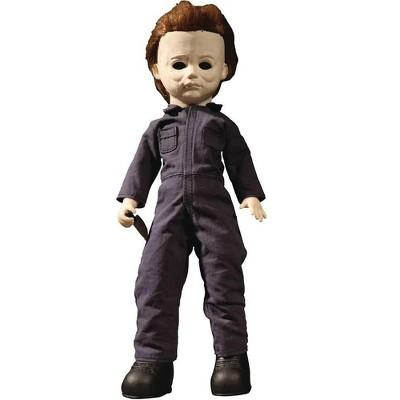 Mezco Toyz Halloween 11.5-Inch Living Dead Doll - Michael Myers