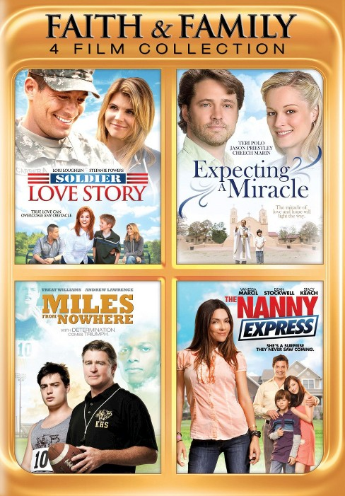 Soldier love story/Expecting a miracl (DVD) - image 1 of 1