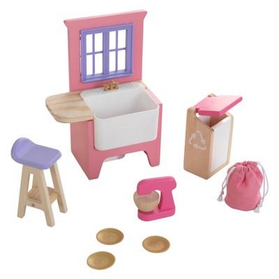 KidKraft Dollhouse Accessory Pack - Kitchen Upgrade