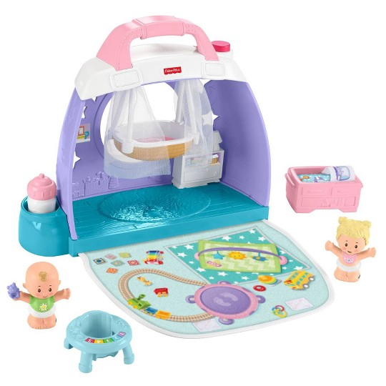 Fisher-Price Little People Cuddle & Play Nursery image number null