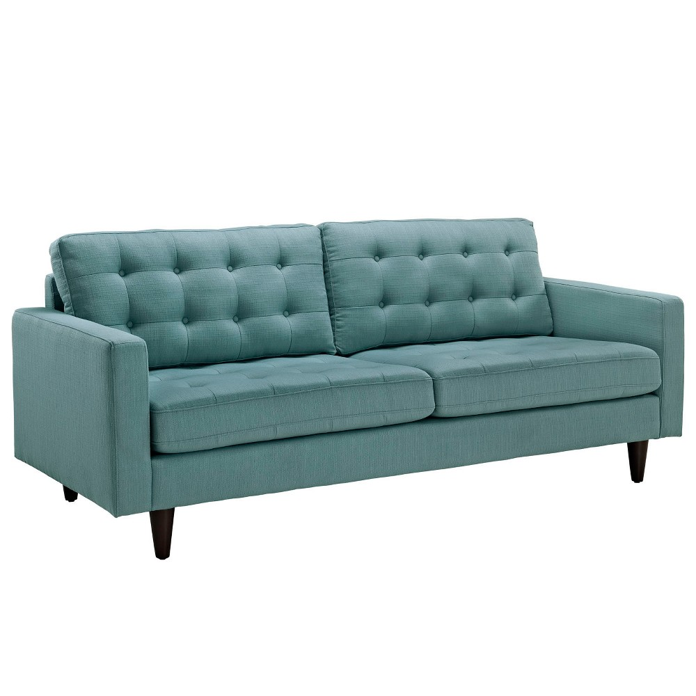 Empress Upholstered Sofa Laguna - Modway