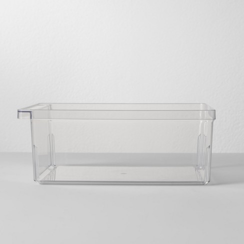 "9""W X 10.5""D X 4""H Plastic Kitchen Organizer - Made By Design™ - image 1 of 4"