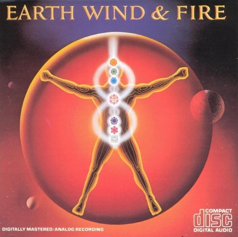 Wind & fire earth - Powerlight (CD) - image 1 of 1