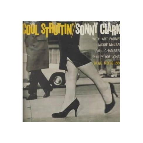 Sonny Clark - Cool Struttin' (CD) - image 1 of 1