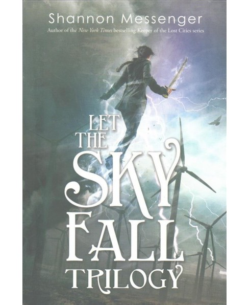 Let the Sky Fall Trilogy : Let the Sky Fall / Let the Storm Break / Let the Wind Rise -  (Paperback) - image 1 of 1