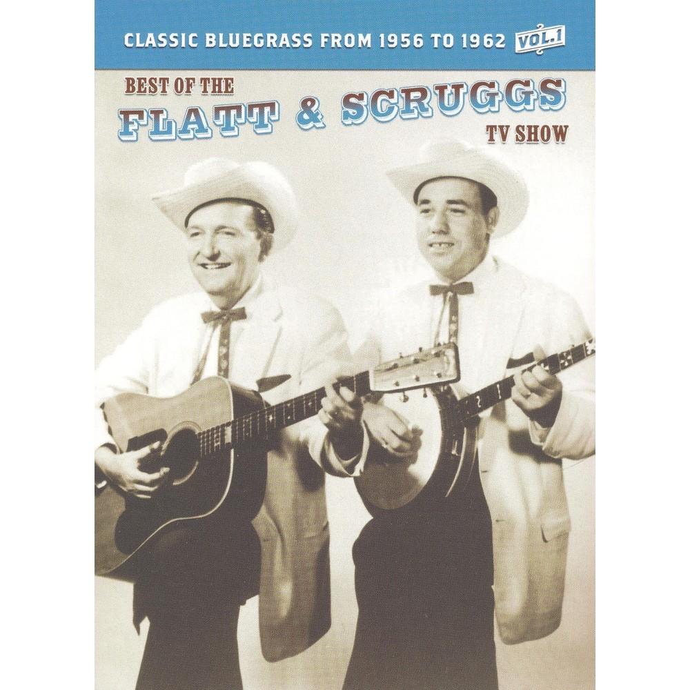 Flatt & Scruggs Tv Show Vol 1 (Dvd)