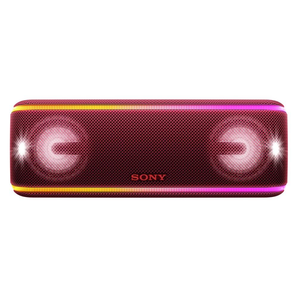 Sony XB41 Wireless Bluetooth Speaker - Red (SRSXB41/R)